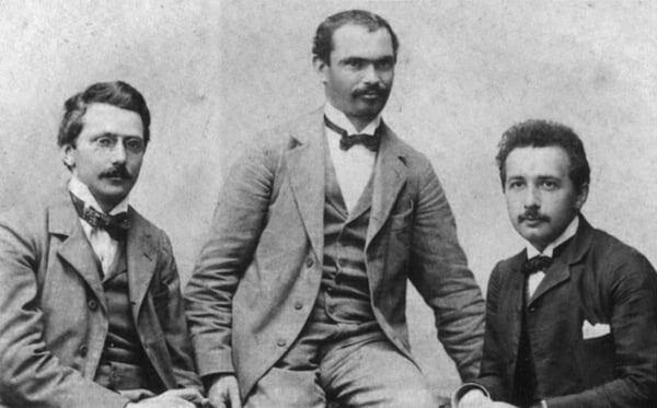 Einstein-reading-group