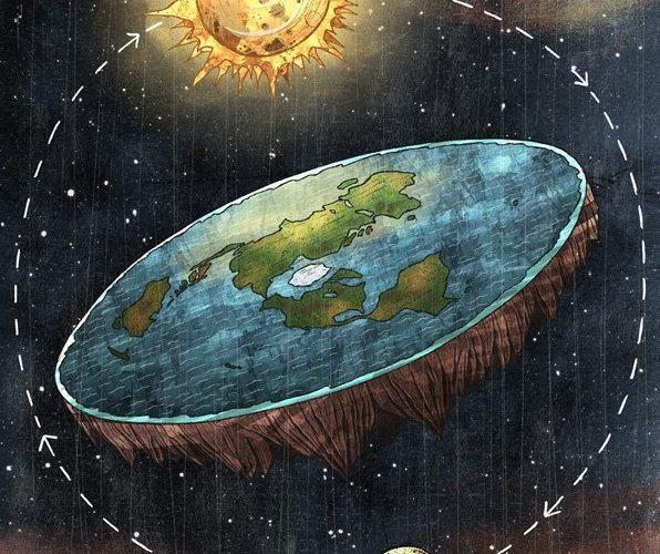 গতির আপেক্ষিতা ও 'পৃথিবীর চারপাশে সূর্যের ঘূর্ণন'